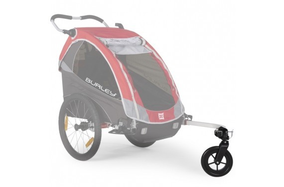 BURLEY 1-WHEEL STROLLER KIT (zestaw spacerowy D'lite, Solo, Encore, Tail Wagon)