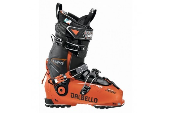 Buty narc. Dalbello LUPO AX 125 C UNI ORANGE/BLACK