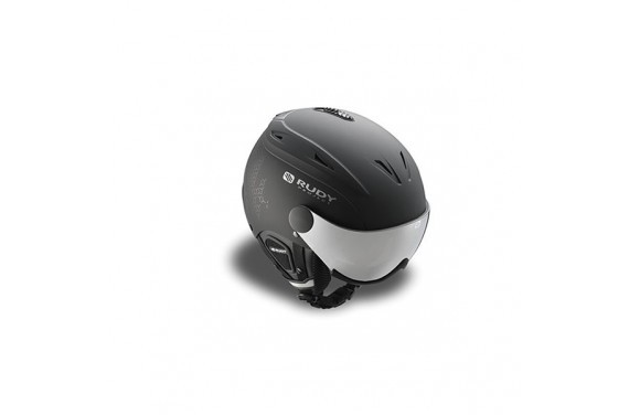 Kask Narciarski RUDY PROJECT OTON SHIELD BLACK