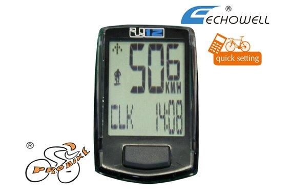 Licznik ECHO-U12 Black