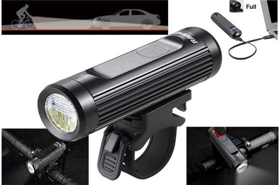 Lampa Ravemen CR-900 LED 900 Lm Li-ion USB Pilot Wyświetlacz