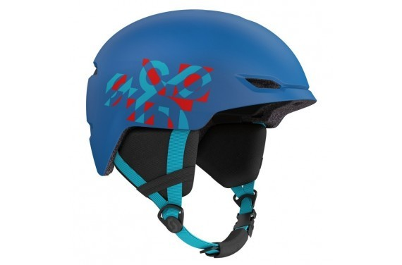 Zestaw Kask Scott Keeper 2 + Gogle Jr Witty so gr/