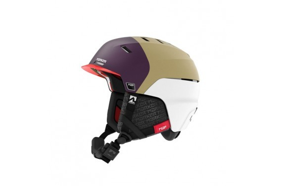 Kask Marker PHOENIX MAP W WHITE/PURPLE/KHAKI