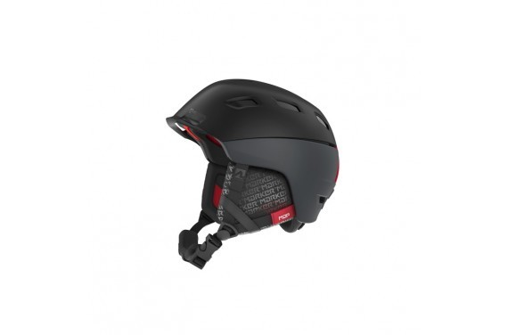 Kask Marker AMPIRE MAP BLACK