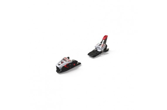 Wiązania Marker RACE XCELL 12 WHITE/BLACK/RED