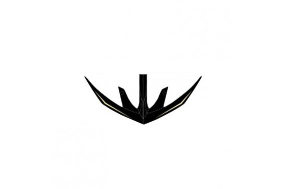 Daszek Rudy Project ROCKY VISOR BLACK