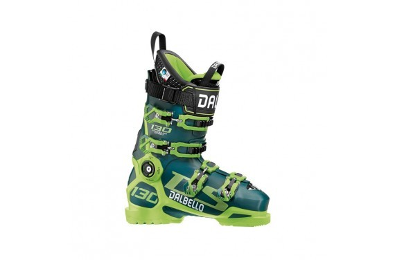 Buty narc. męskie Dalbello DS 130 MS PETROL/LIME