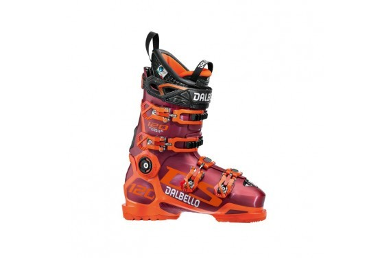 Buty narc. męskie Dalbello DS 120 GW MS BLACK/ORANGE