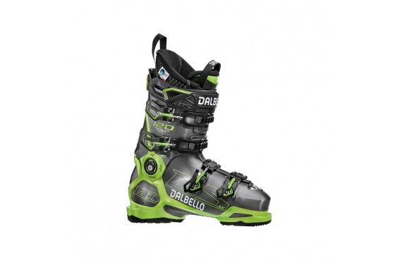 Buty narc. męskie Dalbello DS AX 120 GW MS ANTHRACITE/GREEN