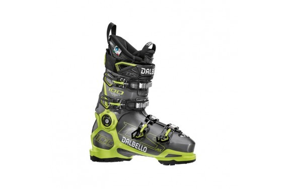 Buty narc. męskie Dalbello DS AX 100 GW MS ANTHRACITE/A.YELLOW