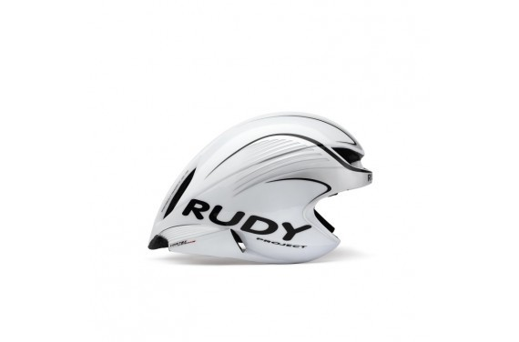 Kask Rudy Project WING57 WHITE-SILVER SHINY Daszek VISOR INCLUDED