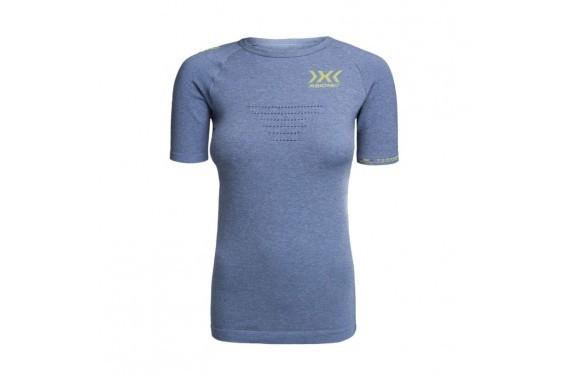 Koszulka damska X-Bionic RUNNING LADY SPEED EVO MELANGE OW SHIRT SH_SL