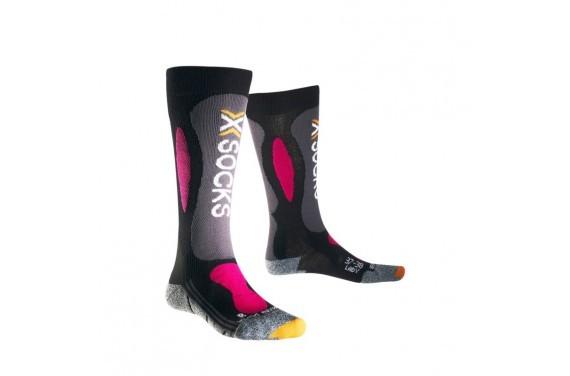 Skarpety X-Socks SKI CARVING SILVER LADY