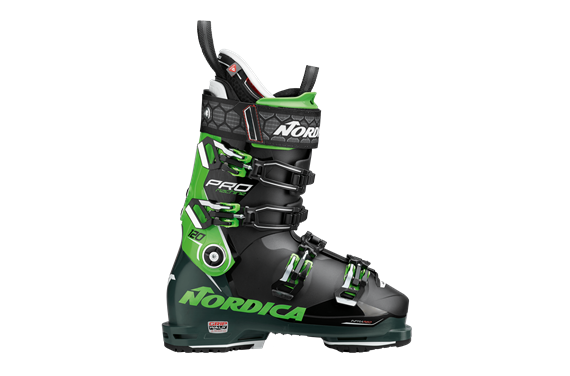 BUTY NAR. NORDICA PRO MACHINE 120 (GW) BLACK-GREEN