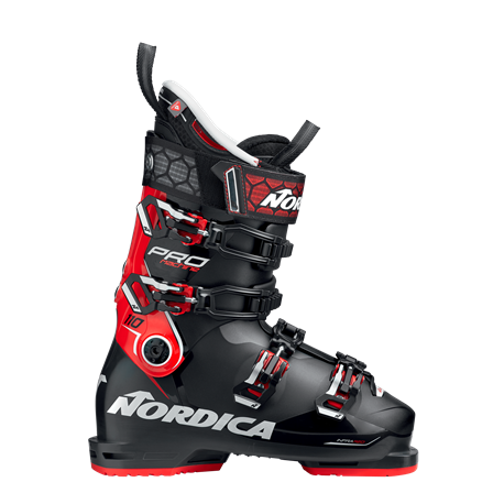 BUTY NAR. NORDICA PRO MACHINE 110 BLACK-RED-WHITE
