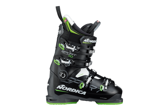 BUTY NAR. NORDICA SPORTMACHINE 110 BLACK-ANTHRACITE-GREEN