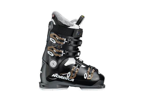 BUTY NAR. NORDICA SPORTMACHINE 75 W BLACK-ANTHRACITE-BRONZE