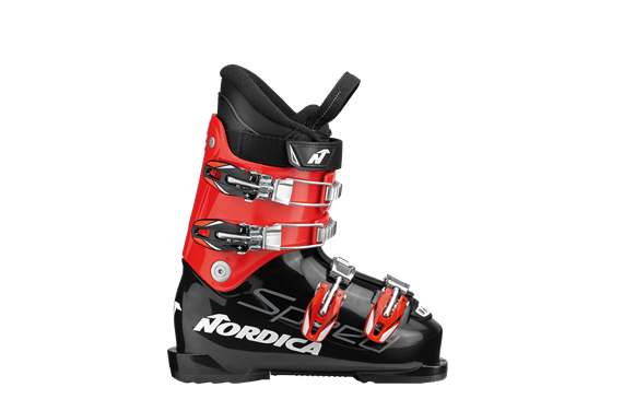 BUTY NAR. NORDICA SPEEDMACHINE J 4 BLACK-RED