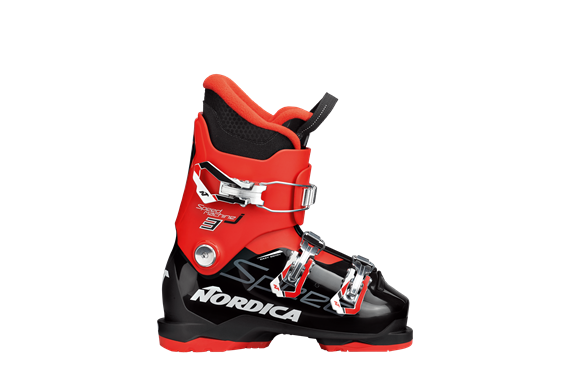 BUTY NAR. NORDICA SPEEDMACHINE J 3 BLACK-RED