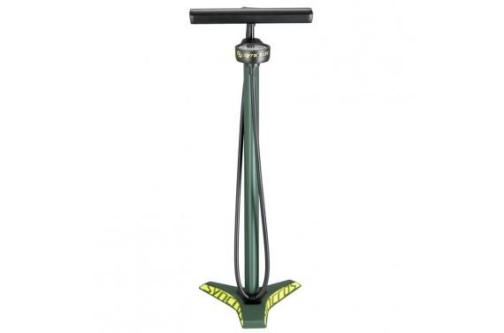 Pompka Syncros Floor pump Vernon 2.0HV dk ivy gree