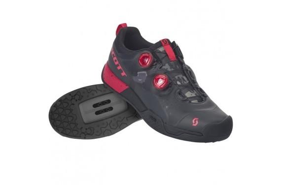Buty Scott Mtb AR Boa Clipady black/pink 42.0
