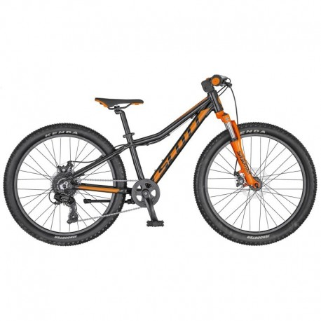 Scott Rower Scale 24 Disc Black/Orange