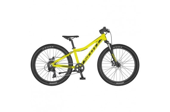 Scott Rower Scale 24 Disc Yellow/Black