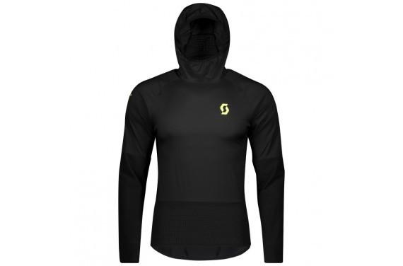 Kurtka Scott Windshield Men RC Run black/yellow XX