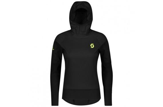 Kurtka Scott Windshieldady RC Run black/yellow S