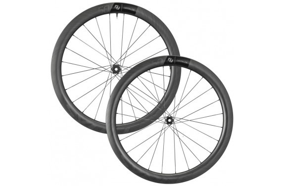 Koła Syncros Wheelset Capital 1.0 50 black 700C