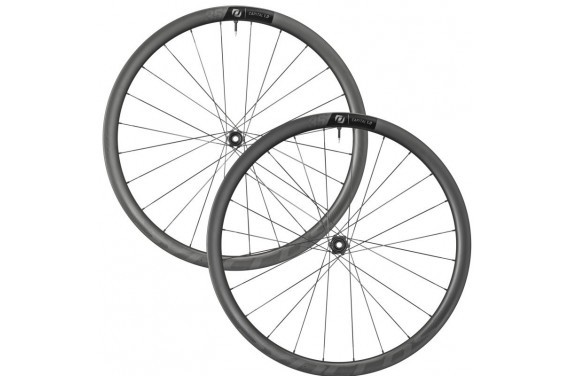Koła Syncros Wheelset Capital 1.0 35 black 700C