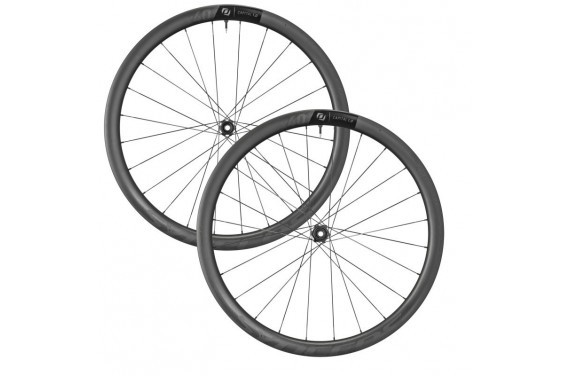 Koła Syncros Wheelset Capital 1.0 X40 black 700C