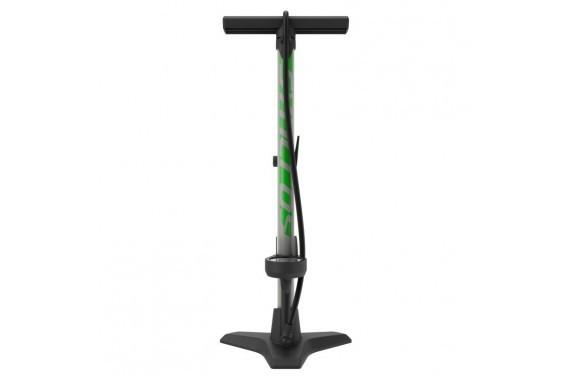 Pompka Syncros Floor pump Vernon 3.0 Fade gry/grn