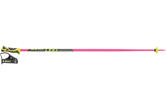 Kije najciarskie Leki WC SL TBS (pink)