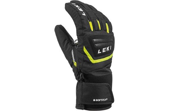 Rękawice narciarskie Leki Griffin S Junior