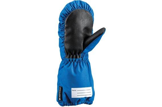 Rękarwice narciarskie Leki Little Eskimo Mitt Long (niebieski)