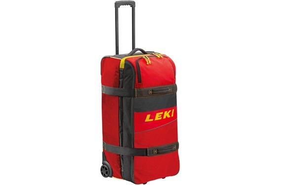 LEKI Torba podróżna na kółkacj 110l (czerwony)