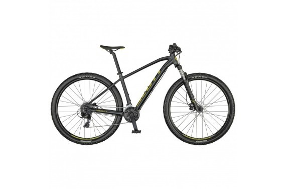 "Rower 29"" Scott Aspect 960 dark grey XXL"