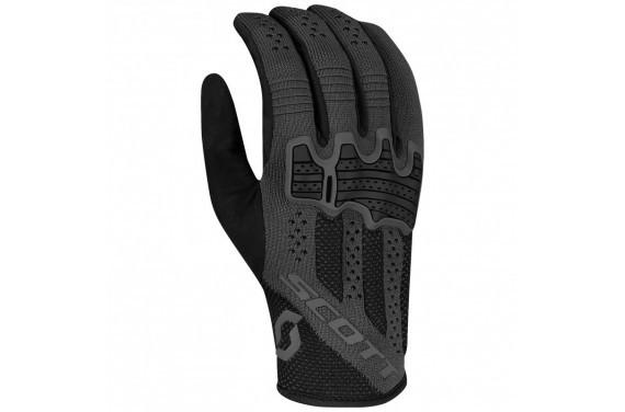 Rękawiczki Scott GravityF blk/fiery rd XXL