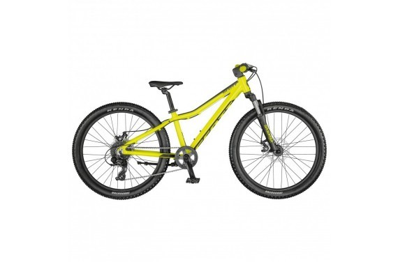 "Rower 24"" Scott Scale disc yellow"