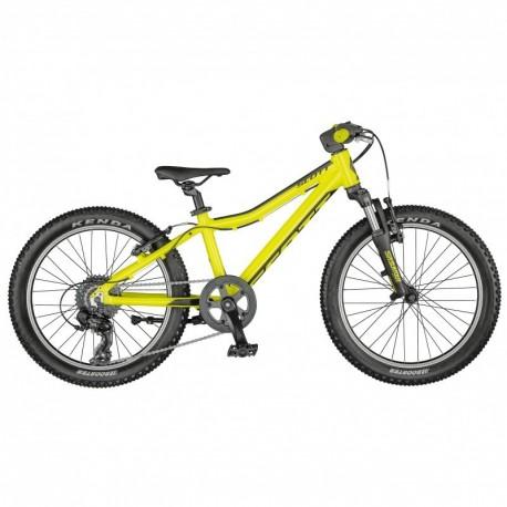 """Rower 20"""" Scott Scale yellow"""