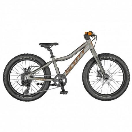 """Rower 20"""" Scott Roxter raw alloy"""