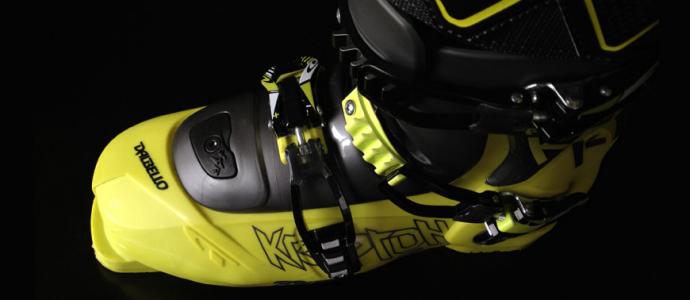 Personalizacja butów narciarskich